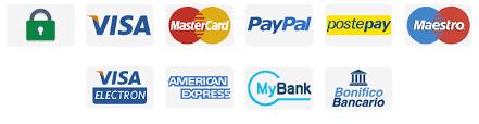 pagamenti accettati da ID.EIGHT